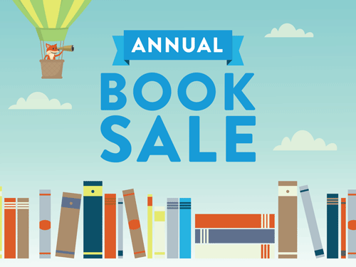 Used Book Sale, Oct 14